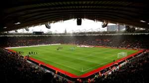 Southampton St Mary's Stadium 11102018