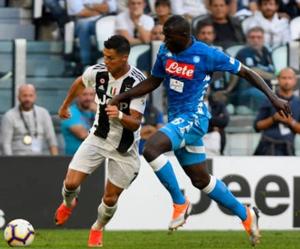 Ronaldo Koulibaly