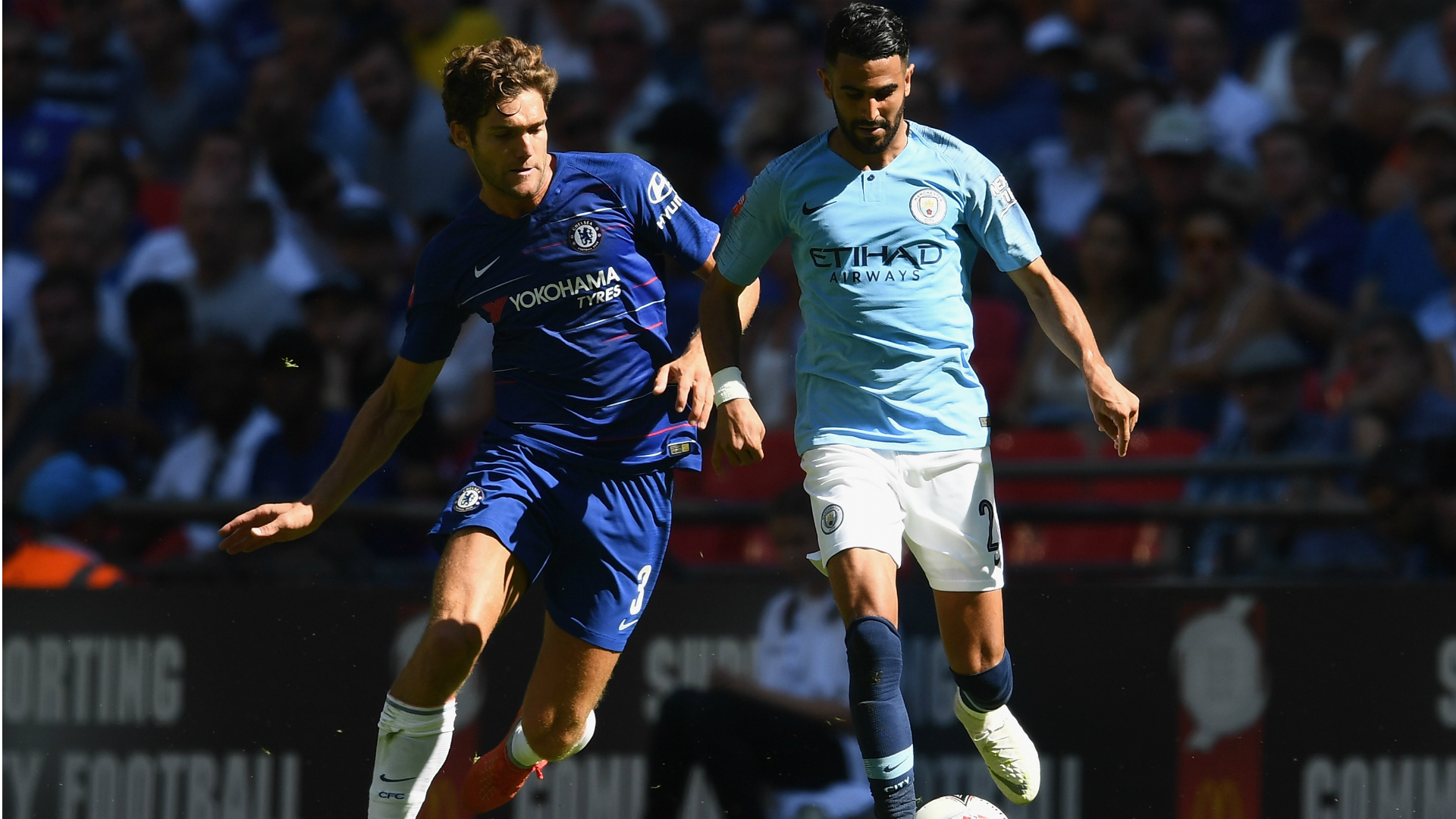 Video: Direct Comparison - Chelsea vs. Man City - Goal.com