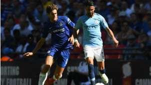 Riyad Mahrez, Manchester City vs. Chelsea, Community Shield, August 5