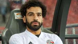 Mohamed Salah Ägypten 27032018