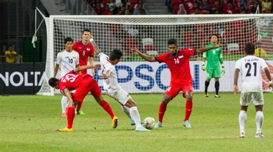 Myanmar U23 - Singapore U23