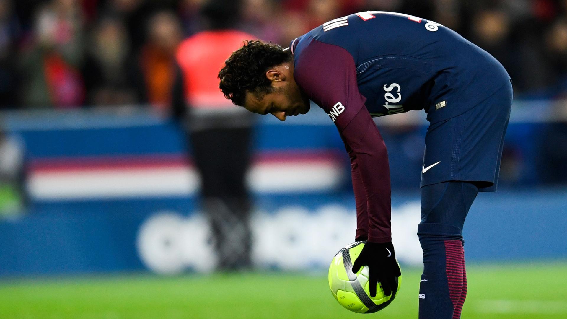 Neymar PSG Dijon Ligue 1 01172018