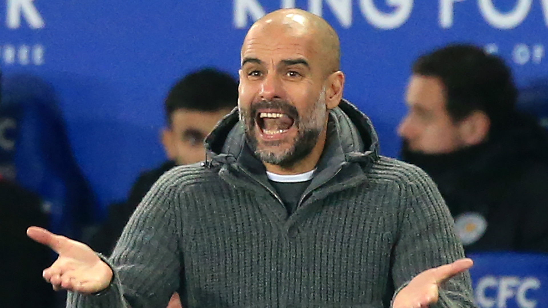 It is too early to say Premier League title race is over, says Guardiola