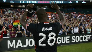 Bill Hamid D.C. United