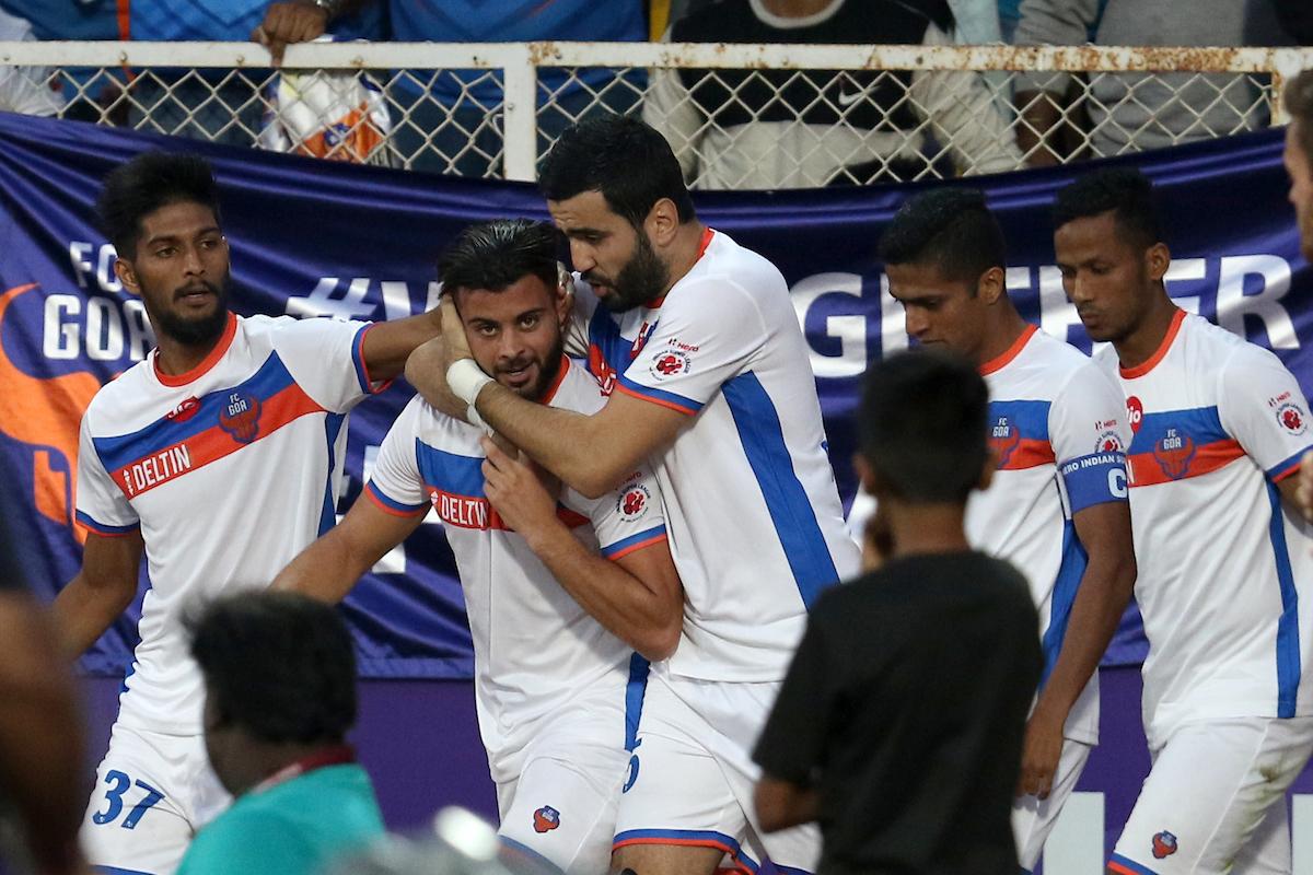 Pune City FC Goa ISL