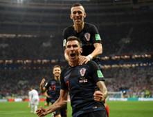 Mario Mandzukic & Ivan Perisic
