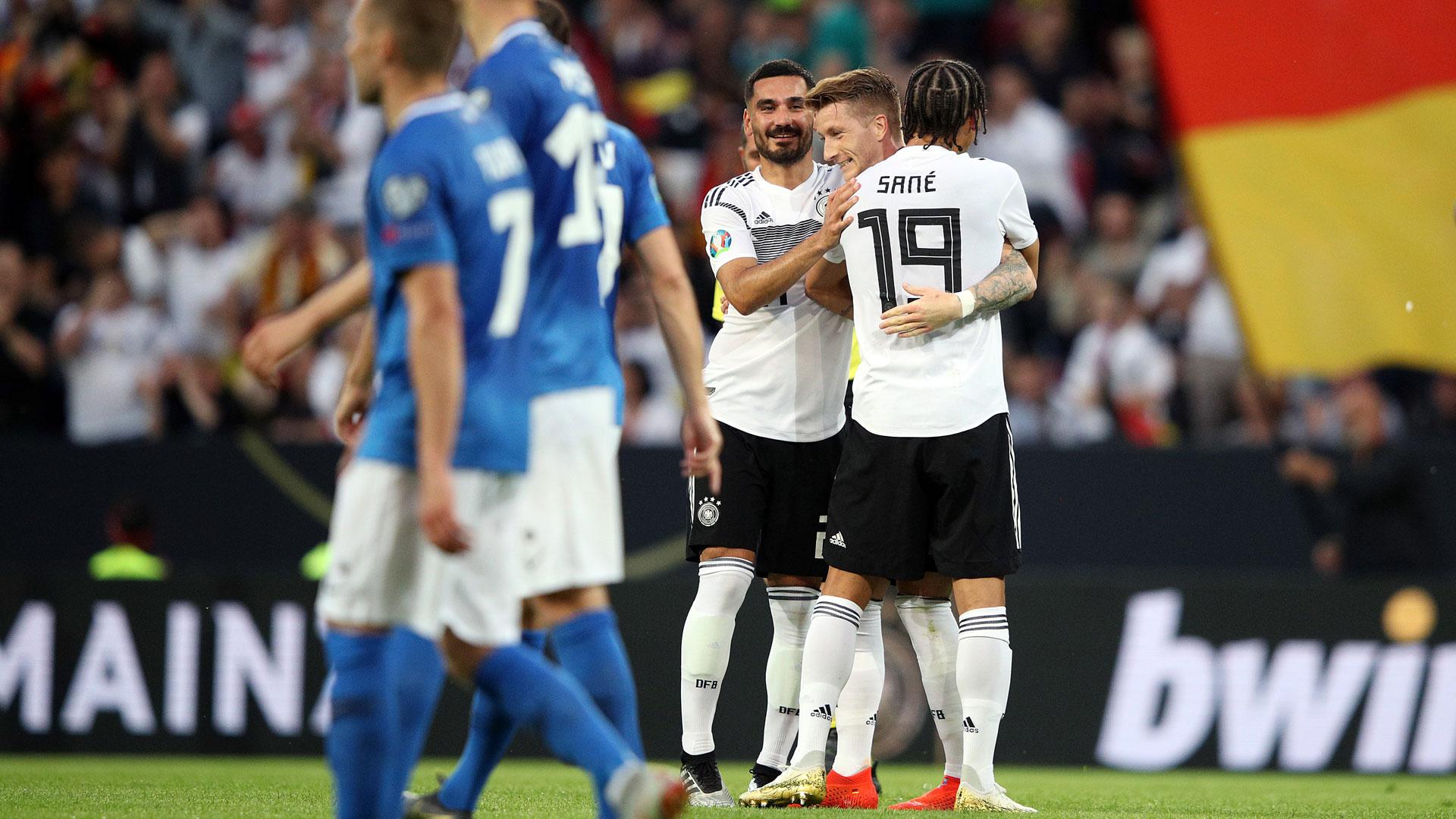 Deutschland Estland EM-Qualifikation 11062019