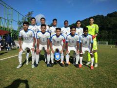 India U-16 Cameroon