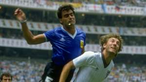 Argentina 1986 World Cup hero Jose Luis 'Tata' Brown dies aged 62