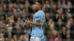Gabriel Jesus Manchester City 17102017