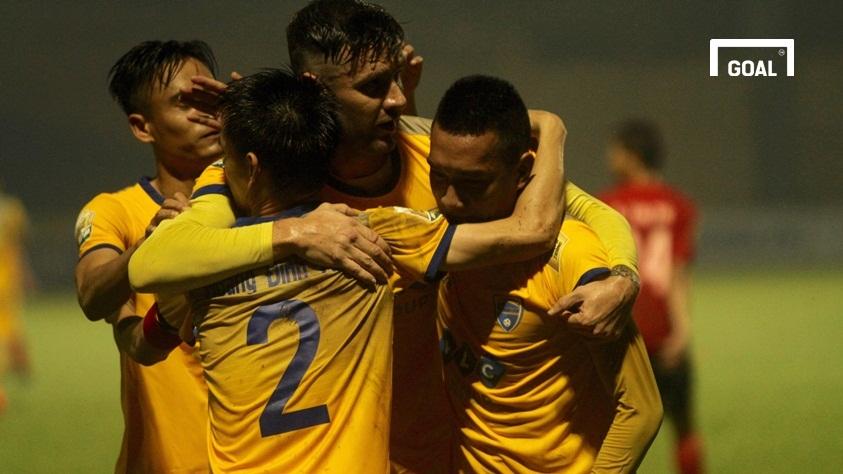 FLC Thanh Hoá Long An Vòng 1/8 Cúp Quốc Gia 2018