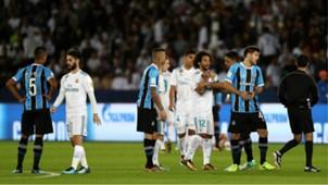 Marcelo Luan Casemiro I Grêmio Real Madrid I Mundial de Clubes I 16 12 17