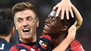 Krzysztof Piatek Genoa Serie A 2018-19