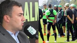 Juan David Pérez Hernán Darío Herrera Atlético Nacional 2018