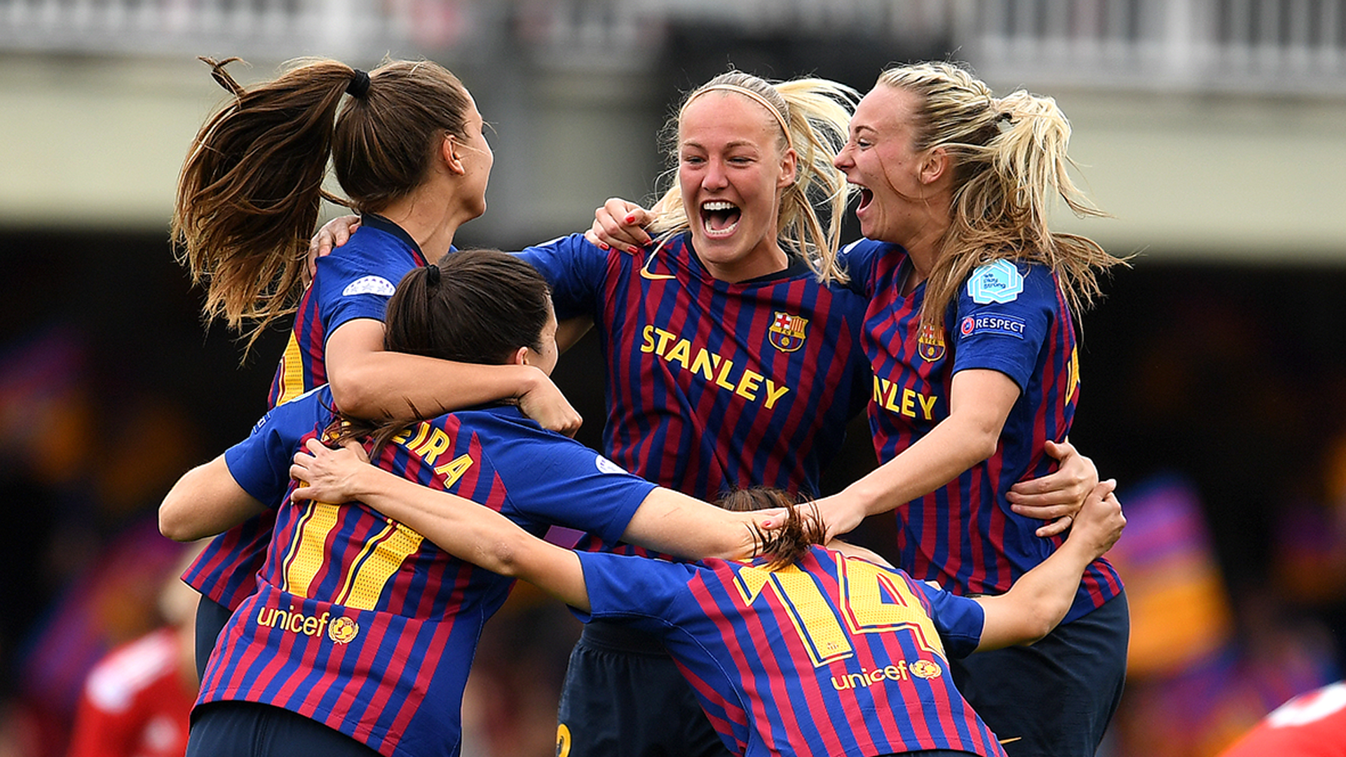 UWCL Final: Oshoala scores consolation in Barcelona's 4-1 defeat to Lyon