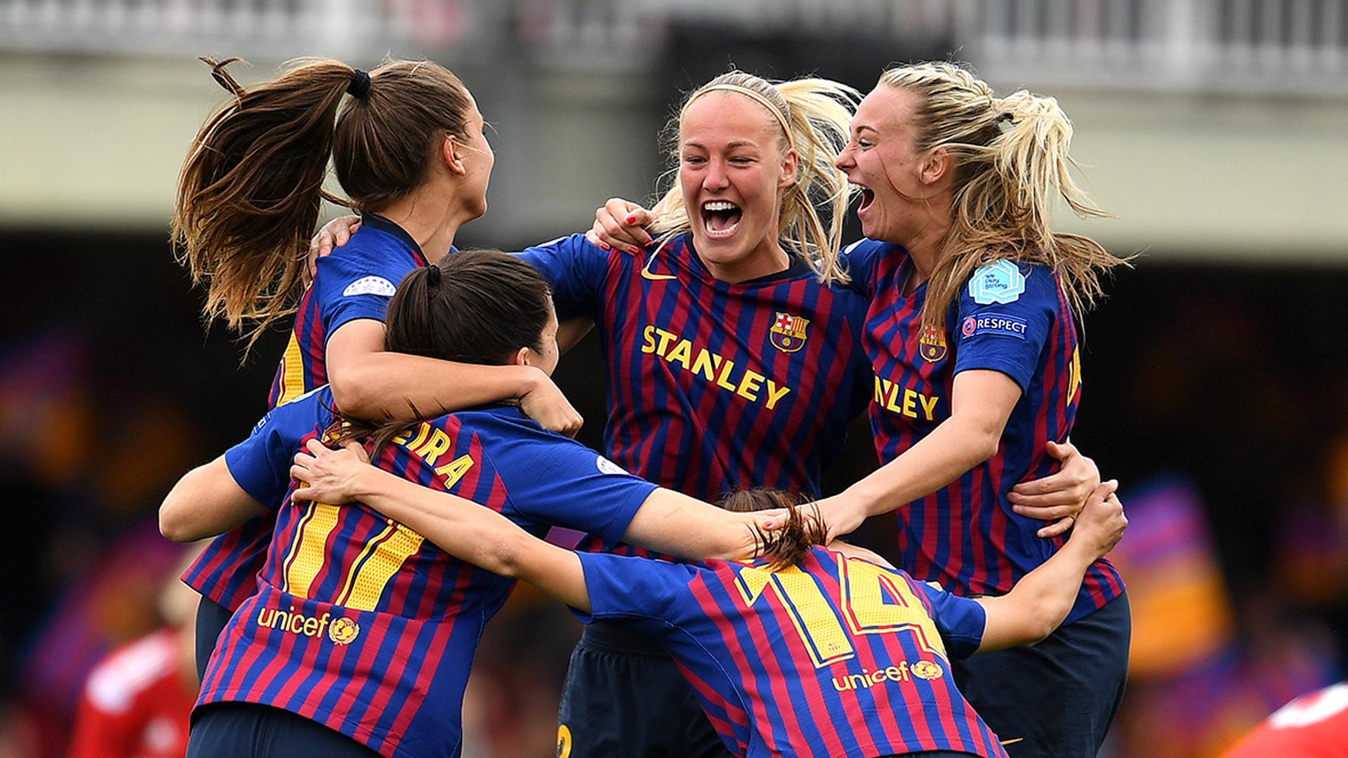 Lyon Women thrash Barca to win sixth UCL title
