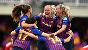 Barcelona Champions League 2018-19