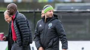 John Hutchinson Seattle Sounders 2 USL