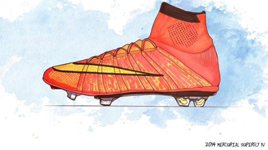Mercurial Superfly IV - 2014