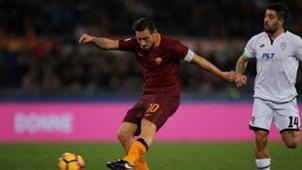 Francesco Totti Roma Cesena Coppa Italia