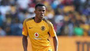 Siyabonga Ngezana of Kaizer Chiefs v Orlando Pirates