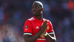 Paul Pogba Manchester United 19052018