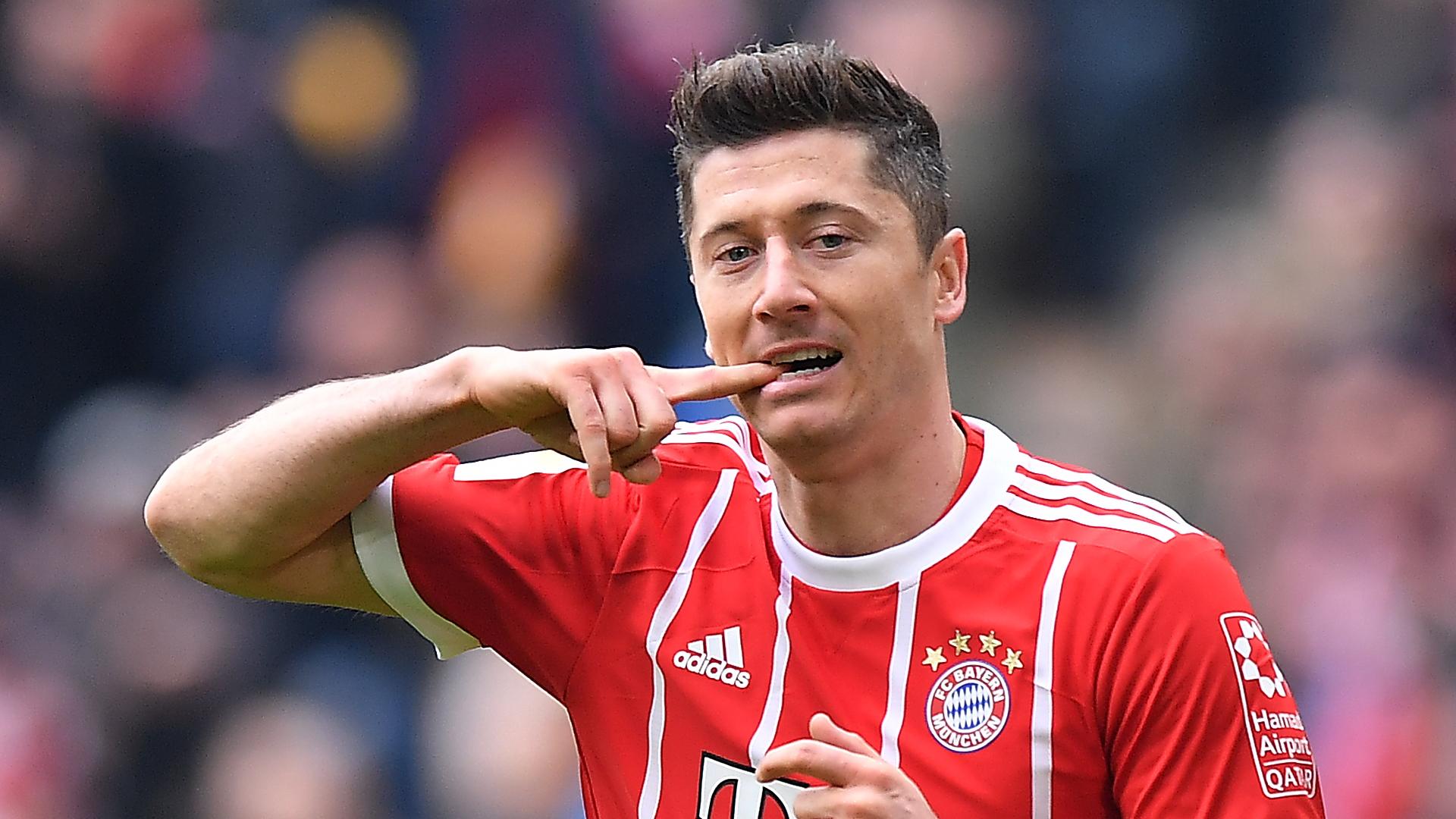 Le Bayern atomise Hambourg, Lewandowski et Ribéry se régalent