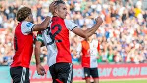 Robin van Persie, Feyenoord - NAC Breda, Eredivisie 09022018