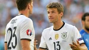 Thomas Müller Germany European Championship 02072016