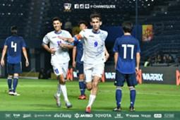 Japan U20 v Uzbekistan U23