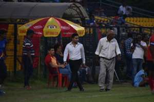 Subhash Bhowmick rebukes Quess - 'East Bengal will play Super Cup'