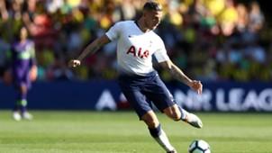 Toby Alderweireld, Tottenham Hotspur, Premier League 09022018