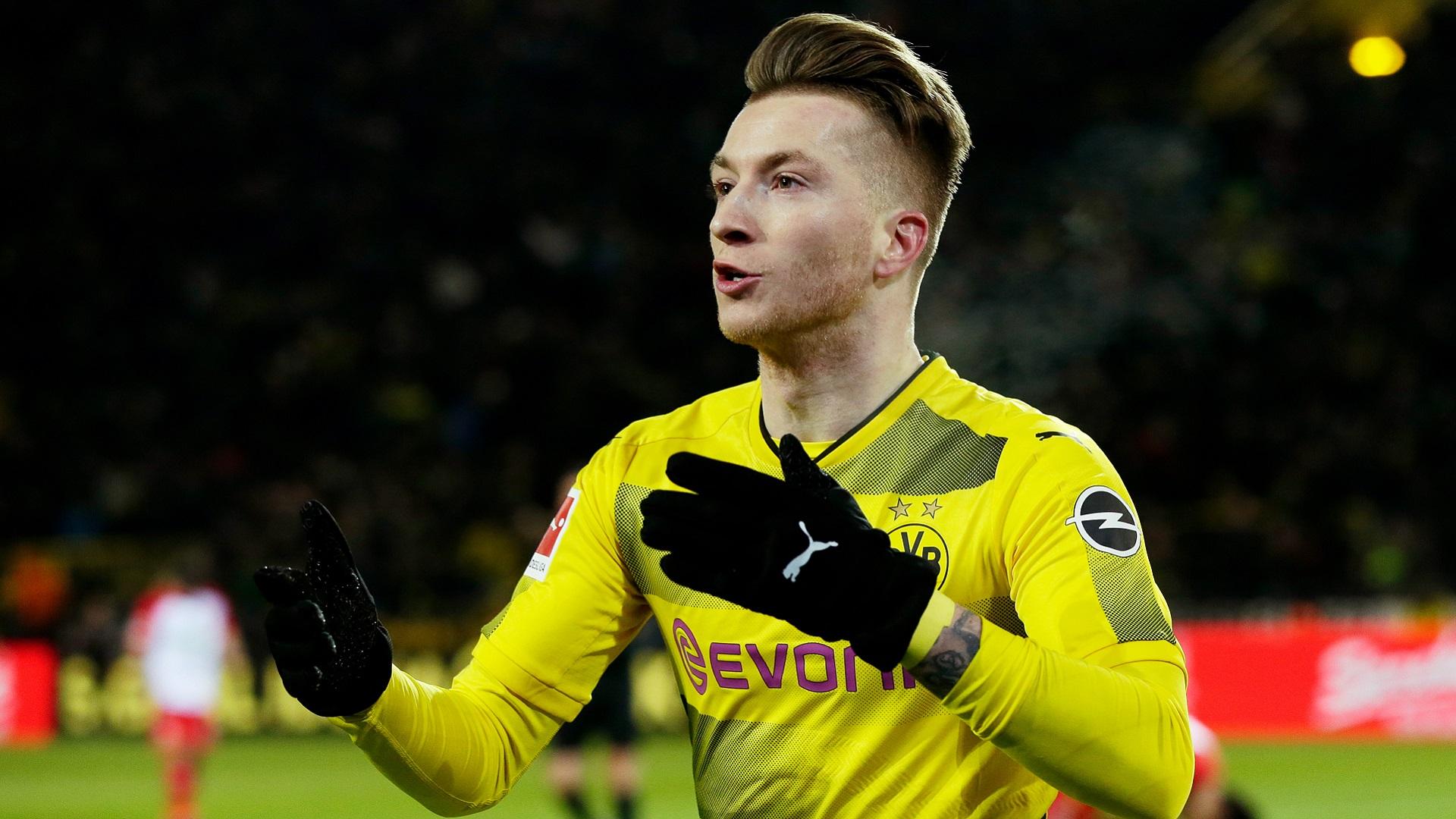 Reus renova contrato: 'Desde a infância eu sonhava em jogar aqui'