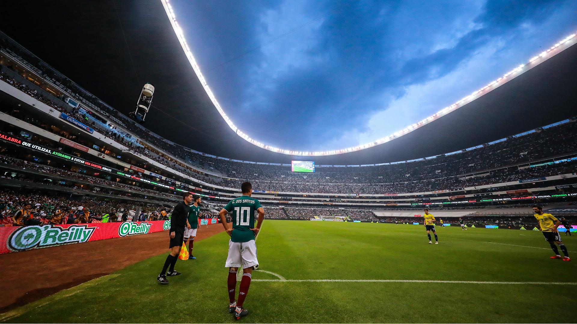 Giovani dos Santos Mexico
