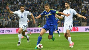 Edin Dzeko Bosnia Greece