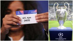 Ajax draw Champions League