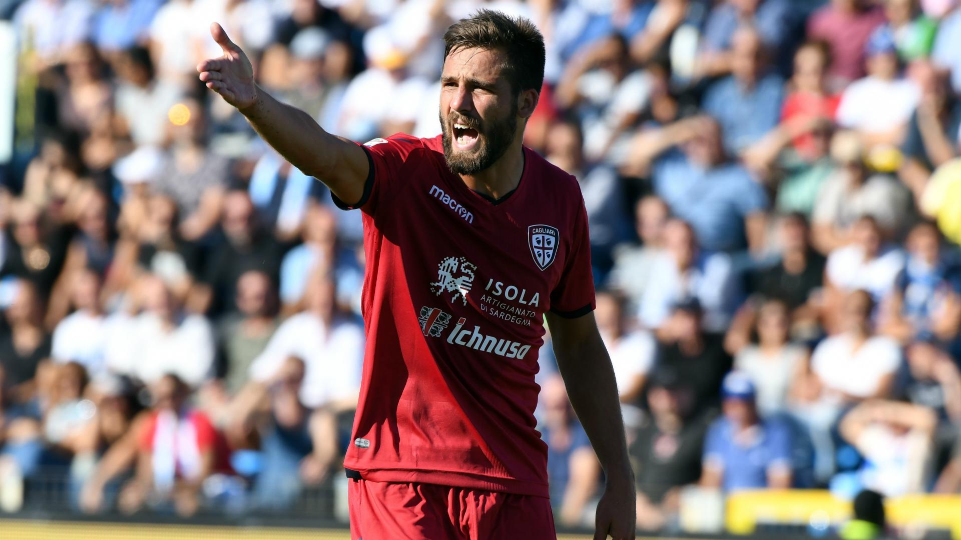 Cagliari, Rastelli difende i suoi giocatori