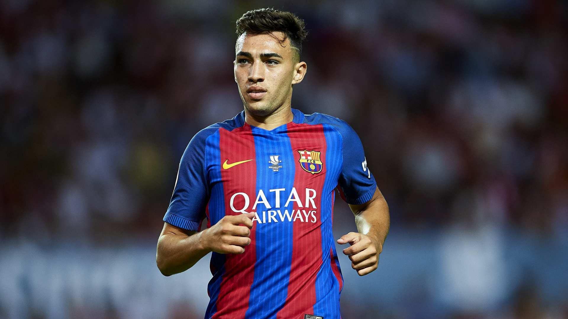 Maillot Domicile FC Barcelona Munir