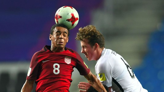 Tyler Adams USA U-20