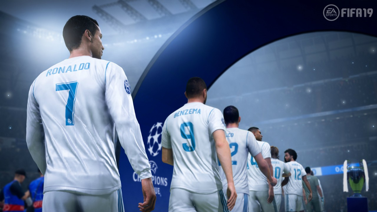 Image result for โปรดิวเซอร์ FIFA เปิดใจหลังชิง UCL มาจาก PES