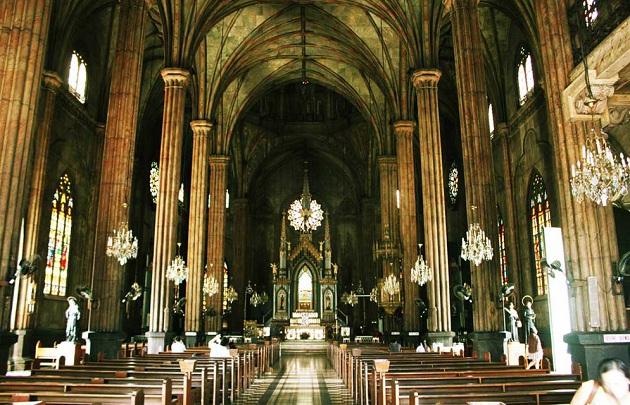 Nhà thờ San Sebastian