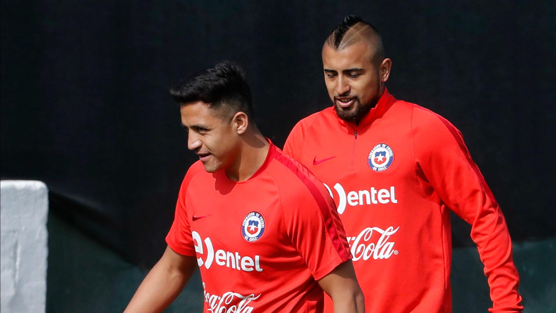 José Sulantay critica duramente a Alexis Sánchez y Arturo Vidal