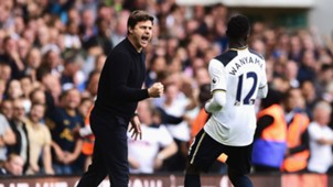 Mauricio Pochettino & Victor Wanyama - Tottenham Hotspur