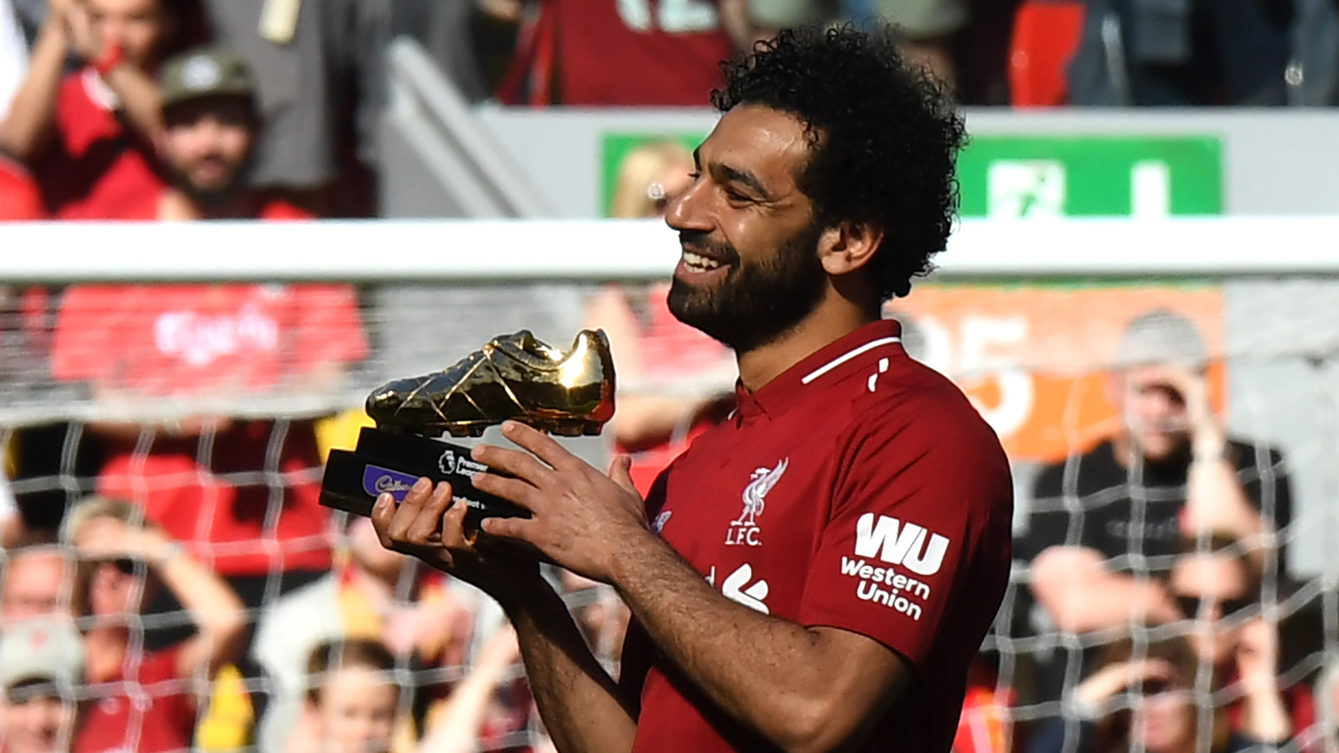 Mohamed Salah Liverpool Brighton Premier League 13052018