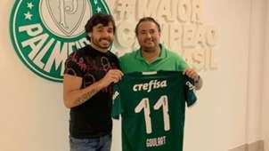 Ricardo Goulart Palmeiras anúncio 15 01 19