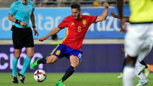 Koke Spain Colombia Friendly 07062017