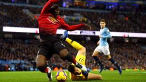Romelu Lukaku, Ederson | Manchester City vs Manchester United | Premier League 11112018