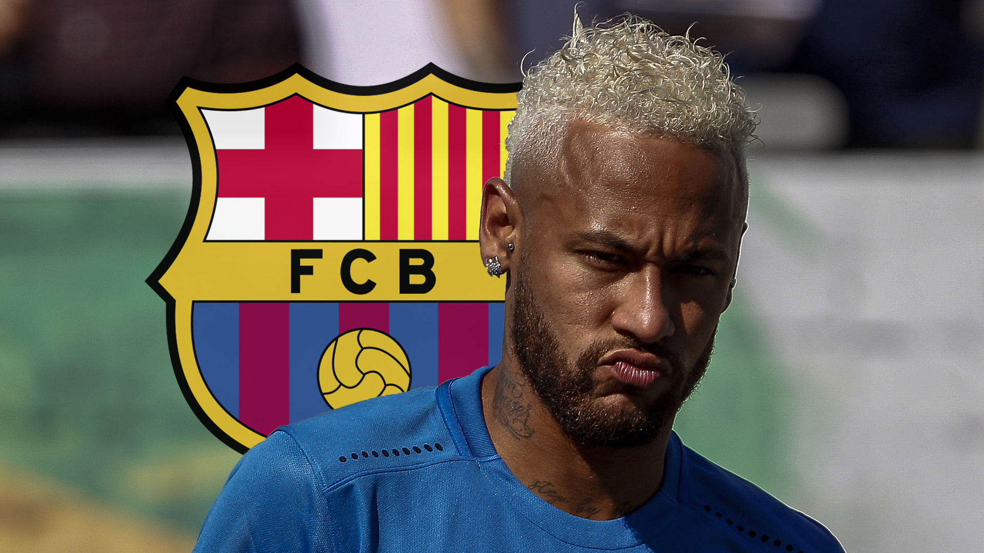 Neymar reaffirms desire to leave PSG amid Barcelona links