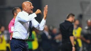 Spalletti Inter Sassuolo Serie A